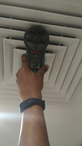Ventilation Duct maintainence
