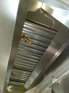 Ventilation system maintainence