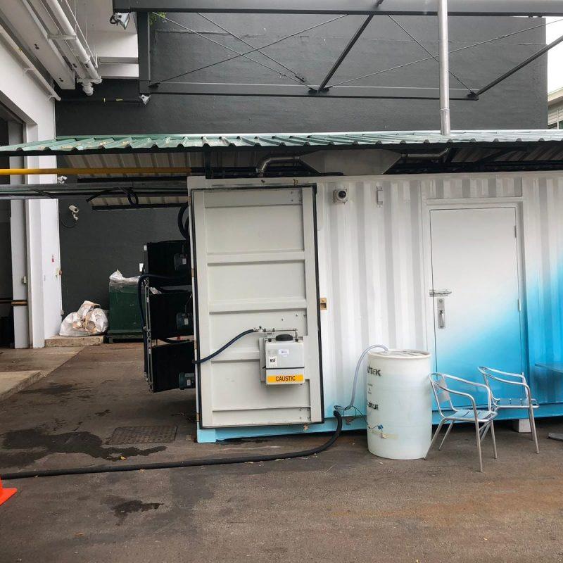Nebula Engineering Gas pipe installation