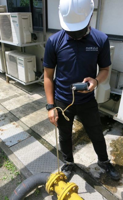 Natural Gas inspection